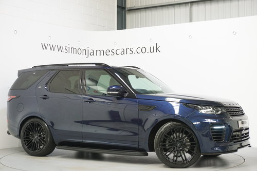2018 Land Rover Discovery HSE - MODIFIED BY URBAN / PAN ROOF For Sale (picture 1 of 6)