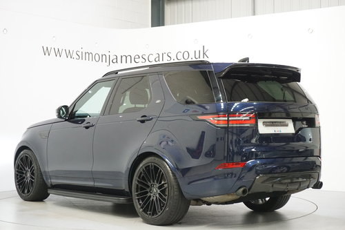 2018 Land Rover Discovery HSE - MODIFIED BY URBAN / PAN ROOF For Sale (picture 3 of 6)