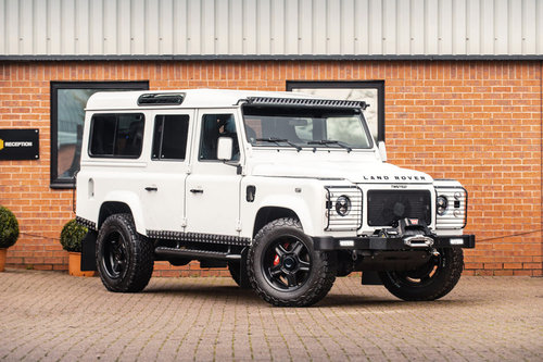 2013 LHD TWISTED DEFENDER 110 LS3 6 2L V8 AUTO - ROW For Sale | Car