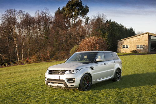 2016 Range Rover Sport 3.0 SD V6 HSE SOLD (picture 1 of 6)