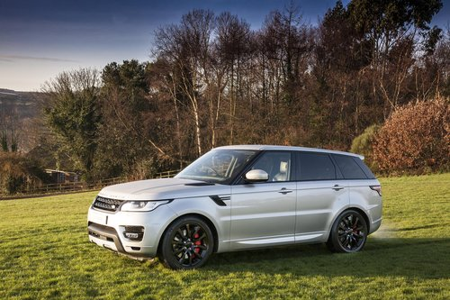 2016 Range Rover Sport 3.0 SD V6 HSE SOLD (picture 3 of 6)