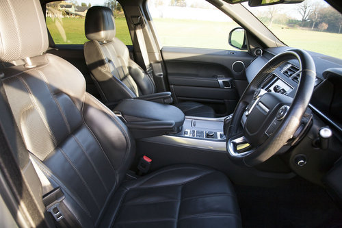2016 Range Rover Sport 3.0 SD V6 HSE SOLD (picture 4 of 6)