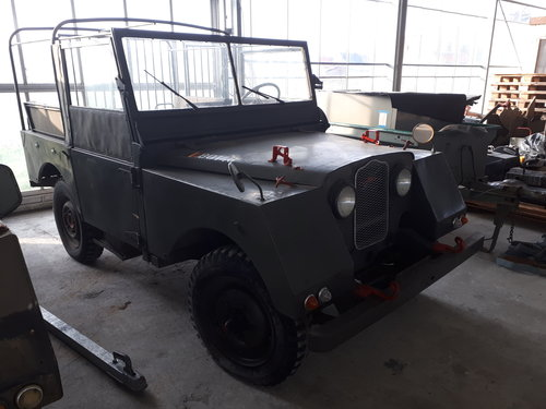1952 Minerva licence land rover 80 inch For Sale (picture 1 of 4)