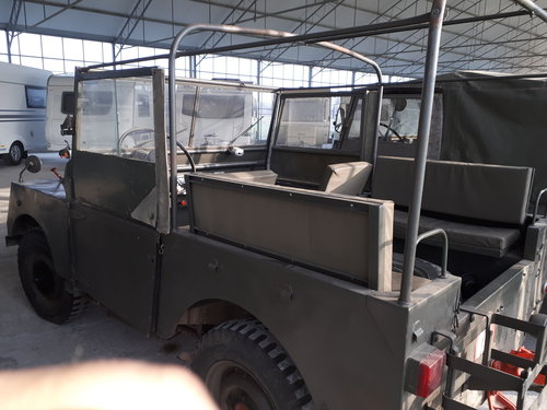 1952 Minerva licence land rover 80 inch For Sale (picture 4 of 4)
