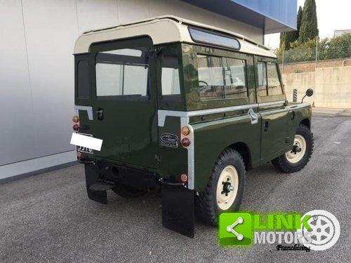 Land Rover SERIE 3 88 A BENZINA IMMATRICOLATA DEL 1973 56 K For Sale (picture 3 of 6)