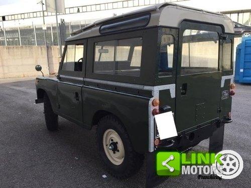 Land Rover SERIE 3 88 A BENZINA IMMATRICOLATA DEL 1973 56 K For Sale (picture 4 of 6)