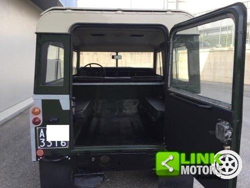 Land Rover SERIE 3 88 A BENZINA IMMATRICOLATA DEL 1973 56 K For Sale (picture 5 of 6)