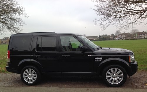 2013 Land Rover Discovery 4 3.0SD V6 XS For Sale (picture 2 of 6)