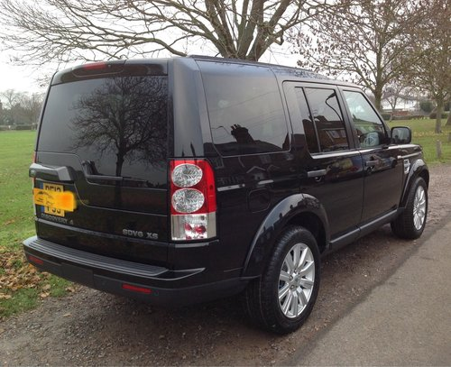 2013 Land Rover Discovery 4 3.0SD V6 XS For Sale (picture 3 of 6)