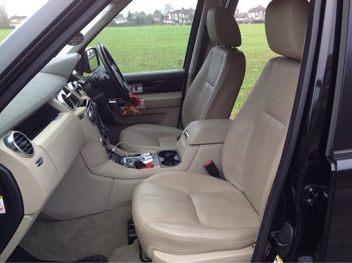 2013 Land Rover Discovery 4 3.0SD V6 XS For Sale (picture 5 of 6)