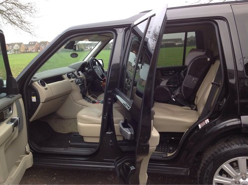 2013 Land Rover Discovery 4 3.0SD V6 XS For Sale (picture 6 of 6)