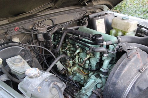 1986 Land Rover Defender 110 Canvas - USA Exportable - 2.5 Diesel For Sale (picture 4 of 6)