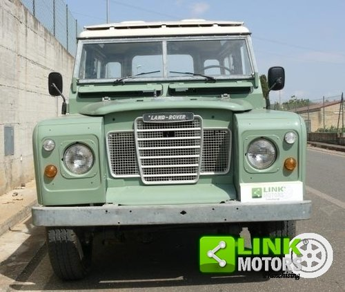 1980 Land Rover 88 Series 3 For Sale (picture 2 of 6)
