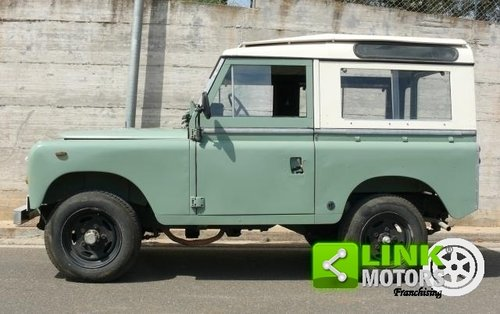 1980 Land Rover 88 Series 3 For Sale (picture 3 of 6)