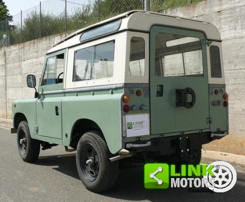 1980 Land Rover 88 Series 3 For Sale (picture 4 of 6)