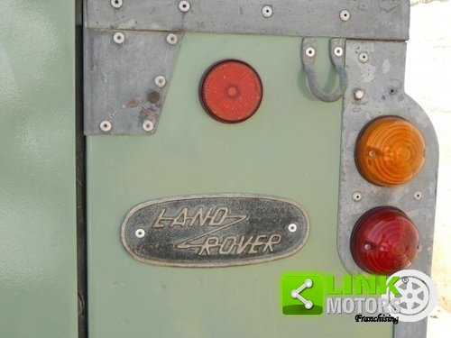 1980 Land Rover 88 Series 3 For Sale (picture 5 of 6)