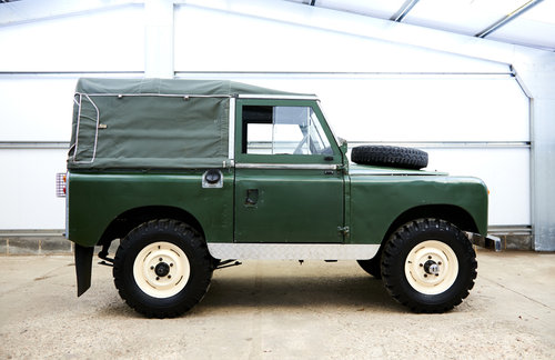 Lovely - Very solid 1960 Series 2 For Sale (picture 1 of 6)