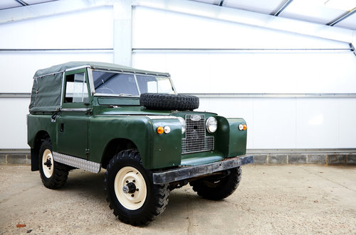 Lovely - Very solid 1960 Series 2 For Sale (picture 3 of 6)