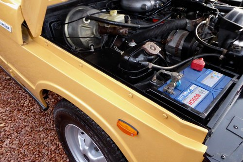 1980 Range Rover Classic 2 door in fantastic condition SOLD (picture 5 of 6)
