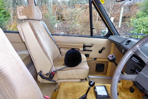 1980 Range Rover Classic 2 door in fantastic condition SOLD (picture 6 of 6)