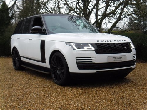 2018 RANGE ROVER TDV6 VOGUE For Sale (picture 3 of 6)