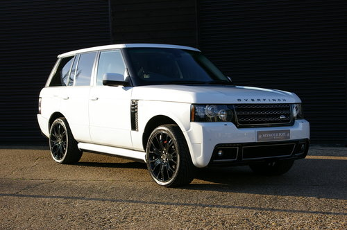 2011 Range Rover 4.4 TD V8 Vogue OVERFINCH GT Auto (56,342 miles) For Sale (picture 1 of 6)
