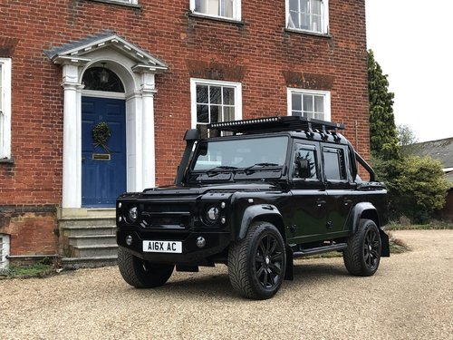 2005 Land Rover Defender 110 TD5 XS Double cab pickup  For Sale (picture 1 of 6)
