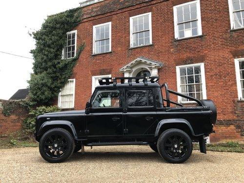 2005 Land Rover Defender 110 TD5 XS Double cab pickup  For Sale (picture 6 of 6)