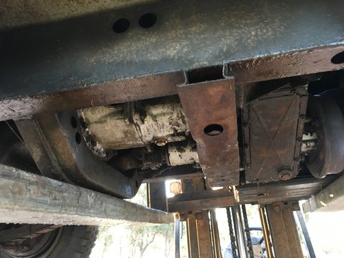 Full Grill 1950 Land Rover Series 1 80 inch For Sale (picture 4 of 6)