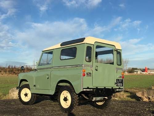 1961 Land Rover 88 SOLD by Auction (picture 2 of 6)