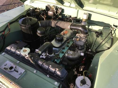 1961 Land Rover 88 For Sale by Auction (picture 5 of 6)
