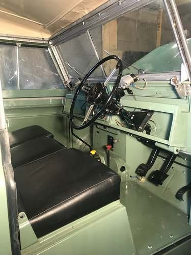 1961 Land Rover 88 SOLD by Auction (picture 6 of 6)