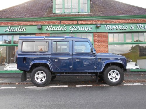 2012 Land Rover Defender 110 TD XS Station Wagon SOLD (picture 1 of 5)
