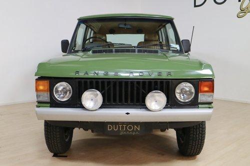 1979 Range Rover 3 Door For Sale (picture 2 of 6)