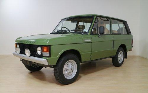 1979 Range Rover 3 Door For Sale (picture 3 of 6)