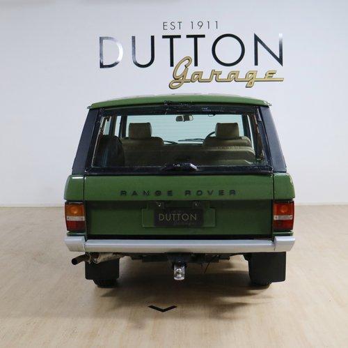 1979 Range Rover 3 Door For Sale (picture 4 of 6)
