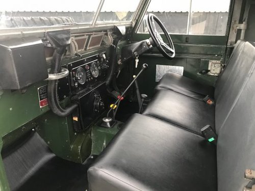 1981 Land Rover ® Lightweight *Galvanised Chassis 200tdi* (LCW) SOLD (picture 5 of 6)