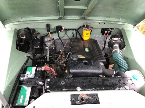 1967 Land Rover Series 2a, *REDUCED*, Galvanised Chassis, 200Tdi SOLD (picture 5 of 6)