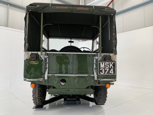 """Series 1 1949 Landrover 'Lights behind the Grill' 80"""" For Sale (picture 2 of 6)"""