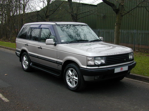 2001 RANGE ROVER P38 4.6 HSE RHD - COLLECTOR QUALITY! For Sale (picture 1 of 6)