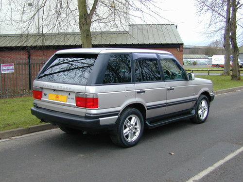 2001 RANGE ROVER P38 4.6 HSE RHD - COLLECTOR QUALITY! For Sale (picture 3 of 6)