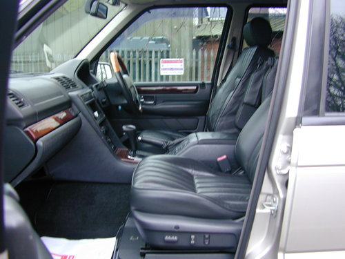2001 RANGE ROVER P38 4.6 HSE RHD - COLLECTOR QUALITY! For Sale (picture 4 of 6)