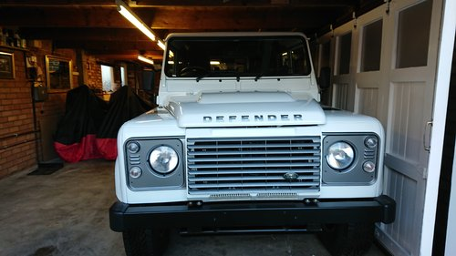 2014 LAND ROVER DEFENDER 110 TDCI STATION WAGON For Sale (picture 6 of 6)