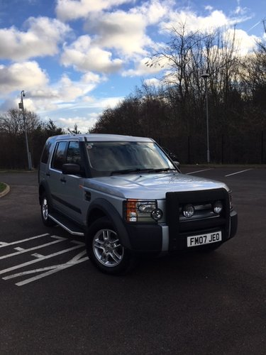 2007 An outstanding Landrover Discovery 3 With two prev SOLD (picture 2 of 6)