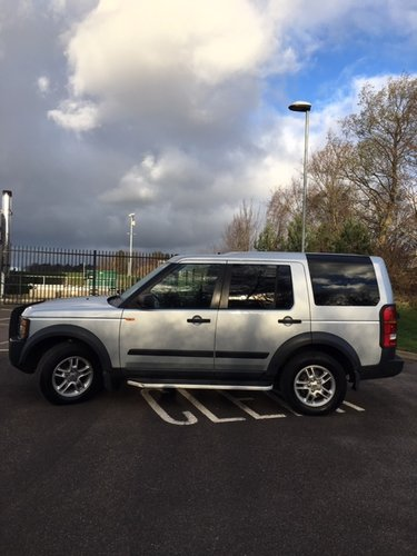 2007 An outstanding Landrover Discovery 3 With two prev SOLD (picture 5 of 6)
