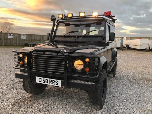 1985 Land Rover ® 90 *Galvanised Chassis Rebuild* (RRS) SOLD (picture 1 of 6)
