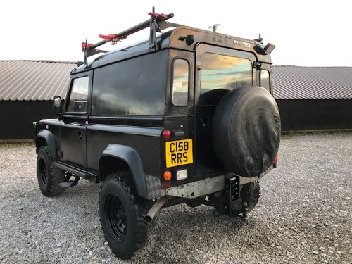 1985 Land Rover ® 90 *Galvanised Chassis Rebuild* (RRS) SOLD (picture 3 of 6)