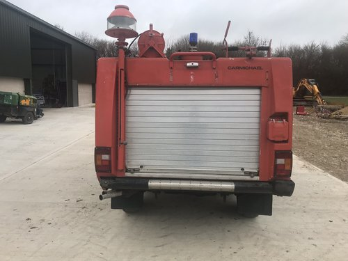 1987 Carmichael 6 wheel fire engine SOLD (picture 6 of 6)