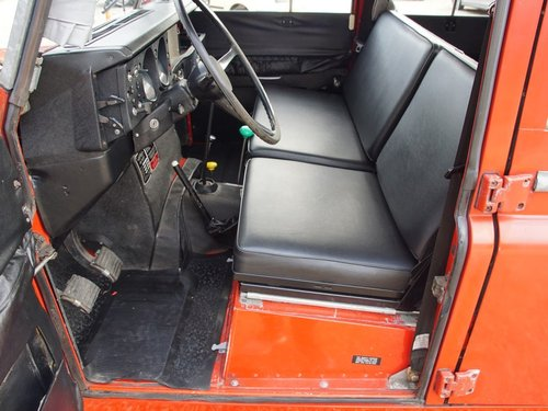 1976 Land Rover 109 2.6 six cylinder Series 3 LHD Dormobile campe For Sale (picture 3 of 6)