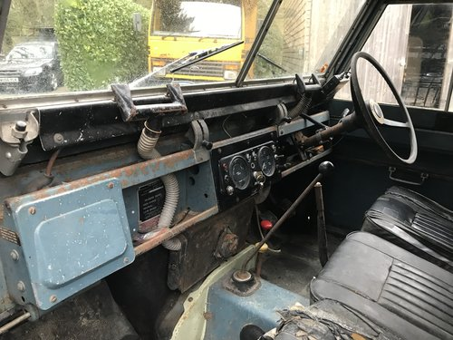 Land Rover Series 2a IIa 1967 88 SOLD (picture 4 of 6)